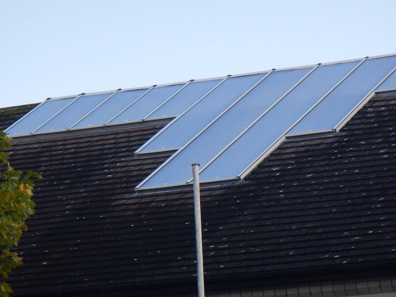 Foynes Community centre roof